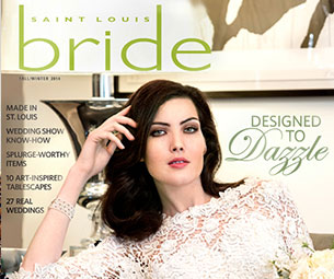 St. louis Bride Magazin Editorial Photographed by Photo Elegance