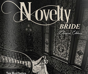 Novelty Bride Magazin - Rial Bride Photographed by Photo Elegance
