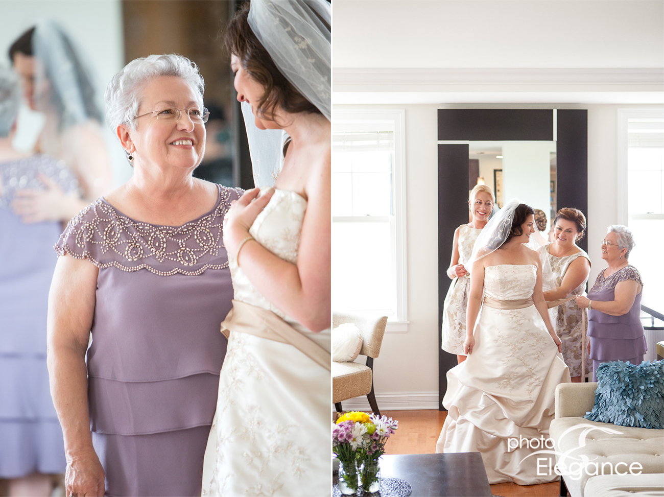 Helena + Joe Wedding | Photo Elegance blog